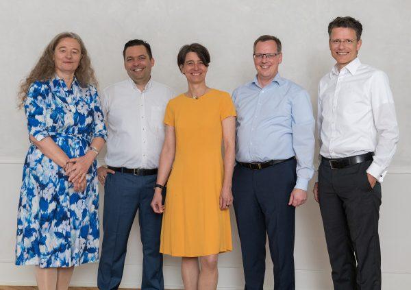 Dr. Becker Klinikgruppe baut Geschäftsleitung um