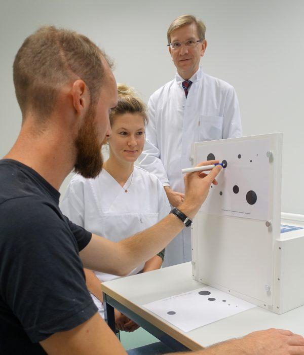 Greifswalder Wissenschaftler wollen die Rehabilitation (Schlaganfall) durch Digitalisierung verbessern