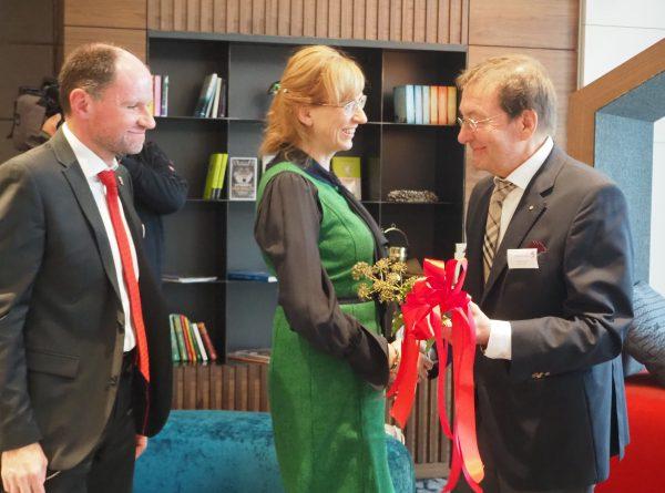 Feierliche Eröffnung der PASSAUER WOLF Fachklinik Bad Gögging