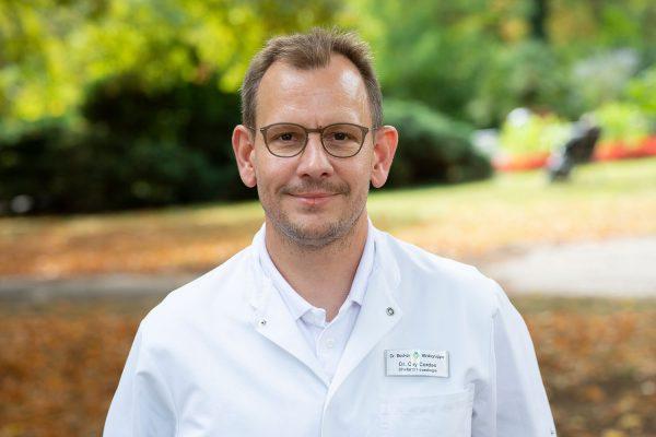 100 Tage - Neuer Chefarzt der Dr. Becker Kiliani-Klinik zieht erste Bilanz