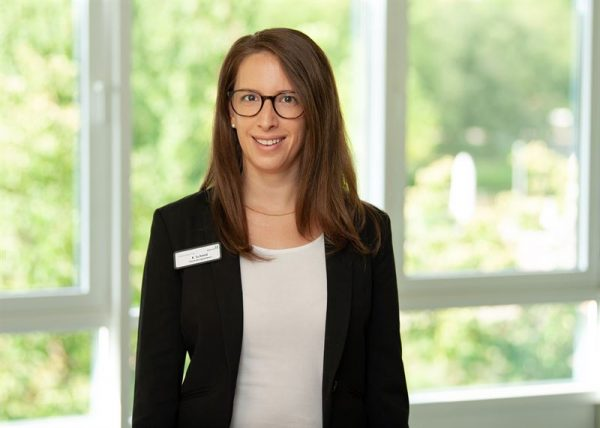 Kira Schmid leitet die MEDICLIN Kraichgau-Klinik kommissarisch