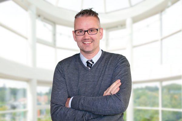 Karsten Fuchs leitet die Johannesbad Fachklinik Bad Füssing