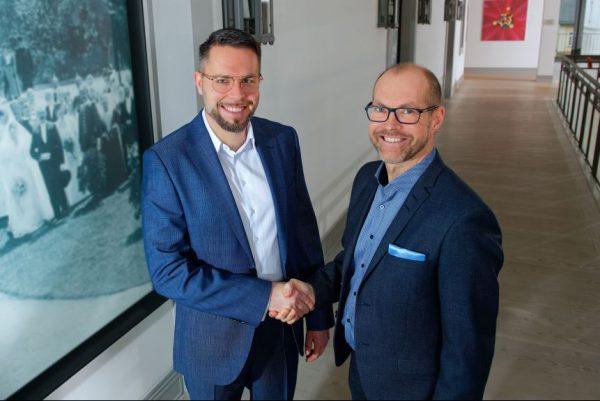 Marko Schwartz löst Peer Kraatz als neuer Geschäftsführer der Gräflichen Kliniken Bad Driburg ab