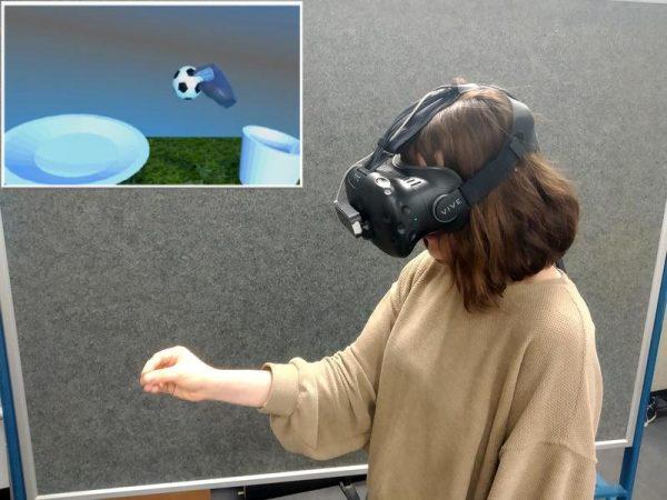 Reha mit 3D-Technologie und virtueller Realität