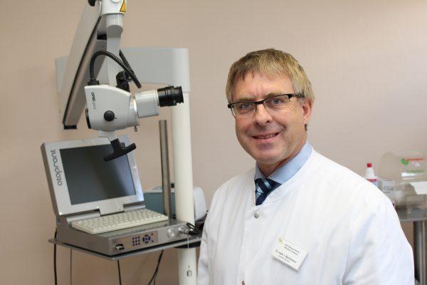 Neuer HNO-Chefarzt in der Karl-Hansen-Klinik