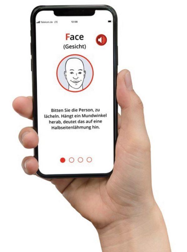 Mit Apps gegen den Schlaganfall Tag gegen den Schlaganfall am 10. Mai