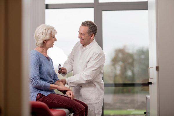 PASSAUER WOLF Bad Gögging: Parkinsonkomplexbehandlung weiterhin möglich