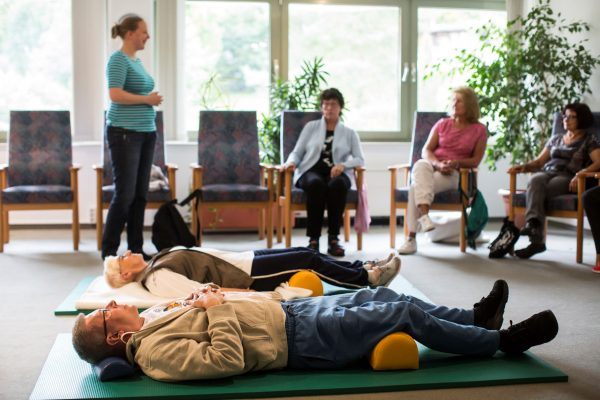 Rehabilitation mit einem multimodalen Schmerztherapieansatz