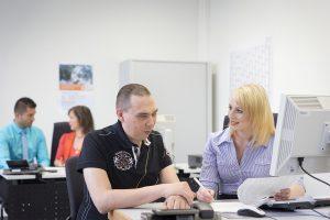 Die Vermittler der Agenturen für Arbeit und Jobcenter beraten gern in Sachen Bildungsgutschein © Bundesagentur für Arbeit