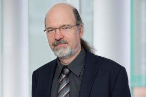 Carsten Bauers, Qualitätsmanager im BFW Leipzig © H. Blumentritt, BFW Leipzig