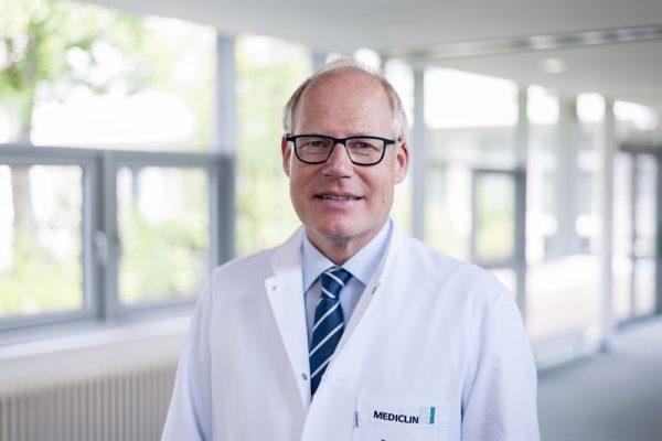 Langjähriger Chefarzt wird Ärztlicher Direktor