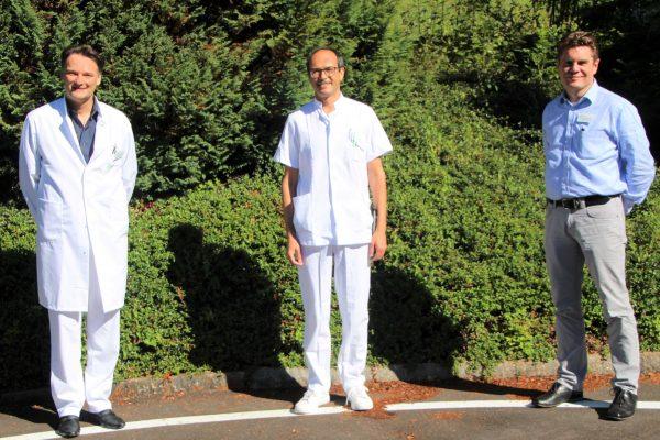 Paracelsus-Klinik Scheidegg ernennt neuen Oberarzt