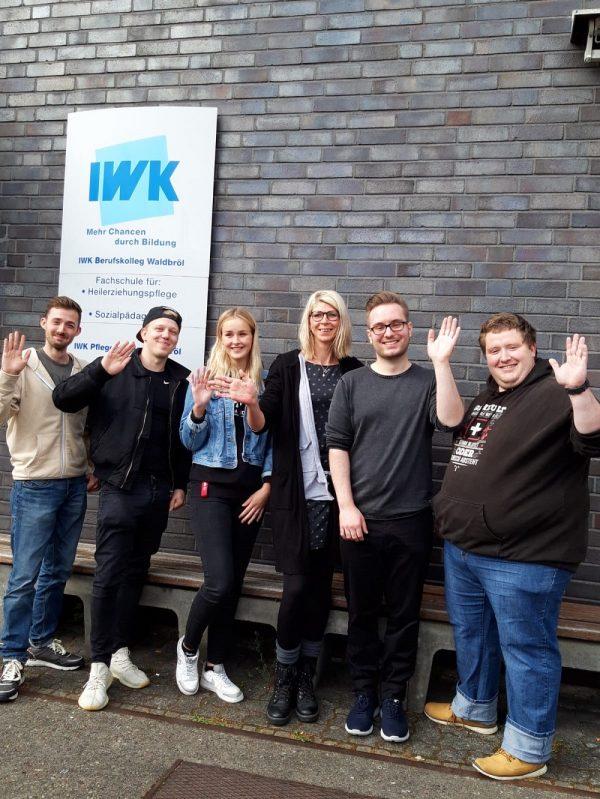 Meilenstein: Rhein-Sieg-Klinik begrüßt erstmals eigene Pflege-Azubis