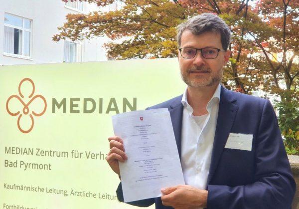 MEDIAN Zentrum Bad Pyrmont kooperiert mit Niedersachsen bei der Behandlung von Landesbediensteten