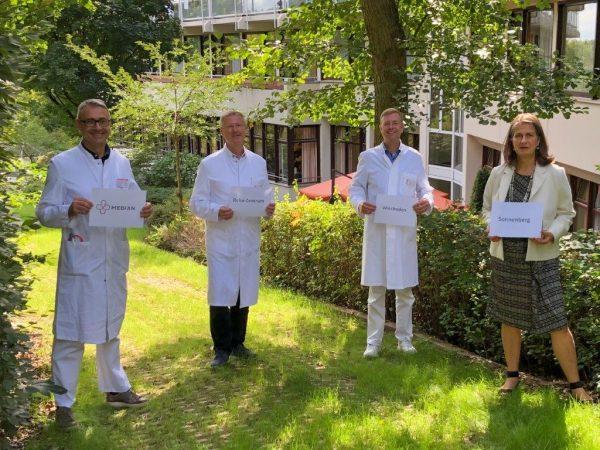 MEDIAN Reha-Zentrum Wiesbaden Sonnenberg: Unter neuem Namen bündeln Kliniken ihre Kompetenzen