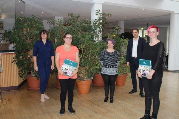 Moritz Klinik erstmals mit Auszubildenden