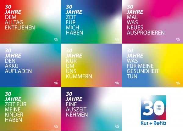 30 Jahre Kur + Reha GmbH feiert