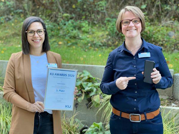 Hamm-Kliniken: Auszeichnung für Patientenkommunikation