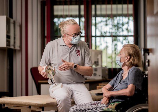 PASSAUER WOLF Bad Griesbach: Enge Vernetzung für bessere Versorgung von Schlaganfallpatienten