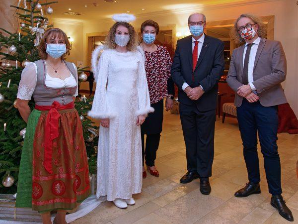 Grund zum Feiern: Zehn Jahre PASSAUER WOLF Hotelklinik Maria Theresia****S in Bad Griesbach