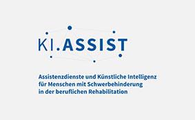 Logo des Projektes KI.ASSIST