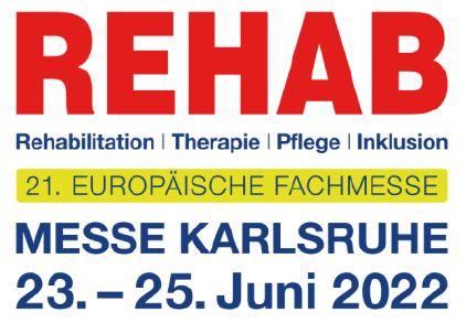 Messe Karlsruhe verschiebt REHAB auf den 23. bis 25. Juni 2022
