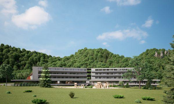 Neue Standards in der Reha: Eröffnung der modernsten psychosomatischen Fachklinik in Bad Herrenalb