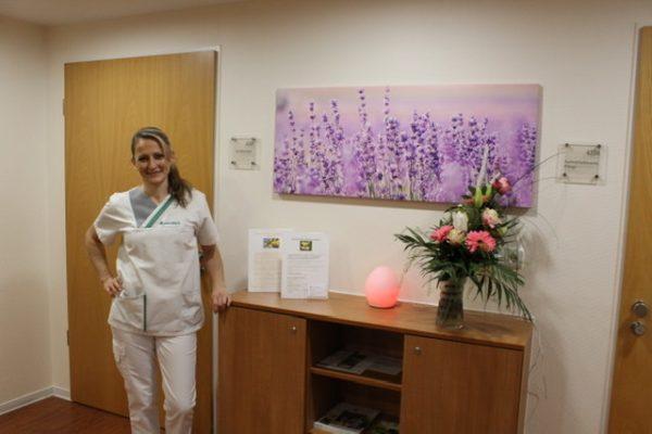 Aroma-Therapie in der Asklepios Neurologischen Klinik Falkenstein