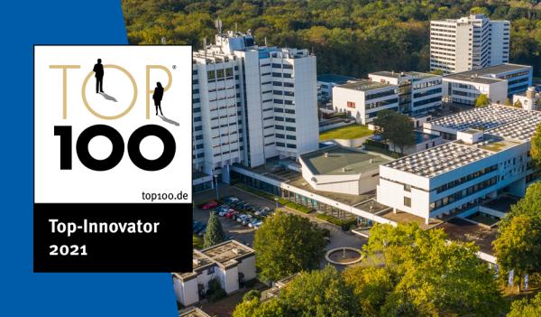 Ausgezeichnete Innovationskraft: BFW Dortmund erhält den TOP-100 Preis