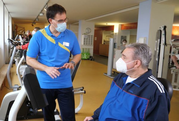 """""""Reha ist wichtig und sicher - trotz Corona"""": Aktuelles Klinik-Video der Rehaklinik Ob der Tauber"""