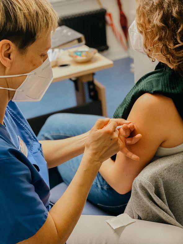 Bereits zweite Impfrunde in Hamm Klinik Bellevue
