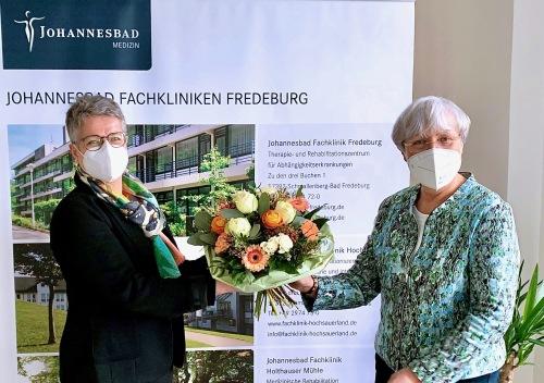 Führungswechsel: Neue Klinikchefin für die Johannesbad Fachkliniken Fredeburg und Dortmund