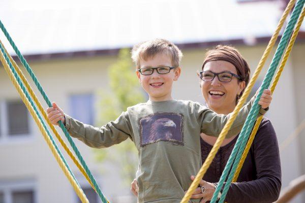 KJF Fachklinik Prinzregent Luitpold macht sich #gemeinsamstark für Mütter